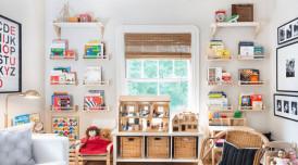 Nursey & Kids Bedroom Décor!