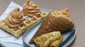 Limited-Edition Crepes Suzette Flavour