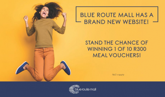 Blue Route Mall New Website Launch Competition